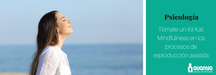 Mindfulness en reproducción asistida