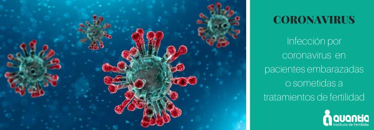 Coronavirus, embarazo y fertilidad